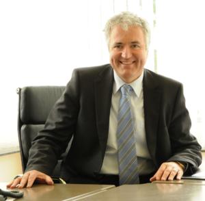 Der DNLA Geschäftsfüher Klaus Haddick