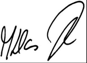 Unterschrift KH steht für die Qualität der Verfahren