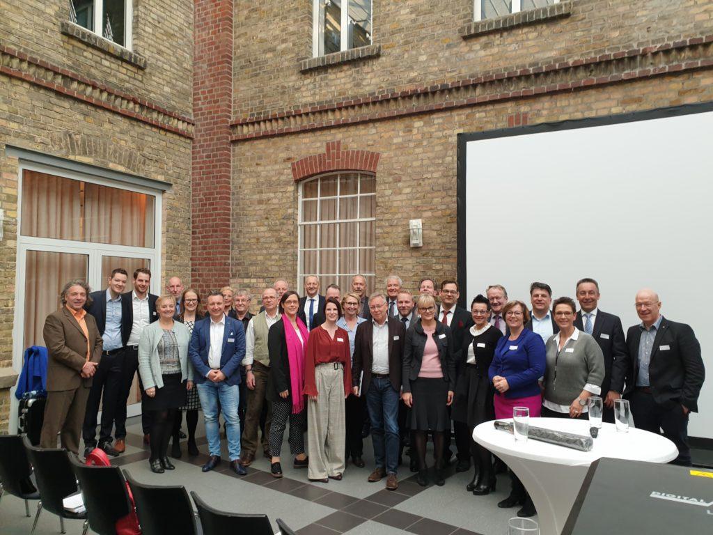 Der DNLA-Jahreskongress verbindet.