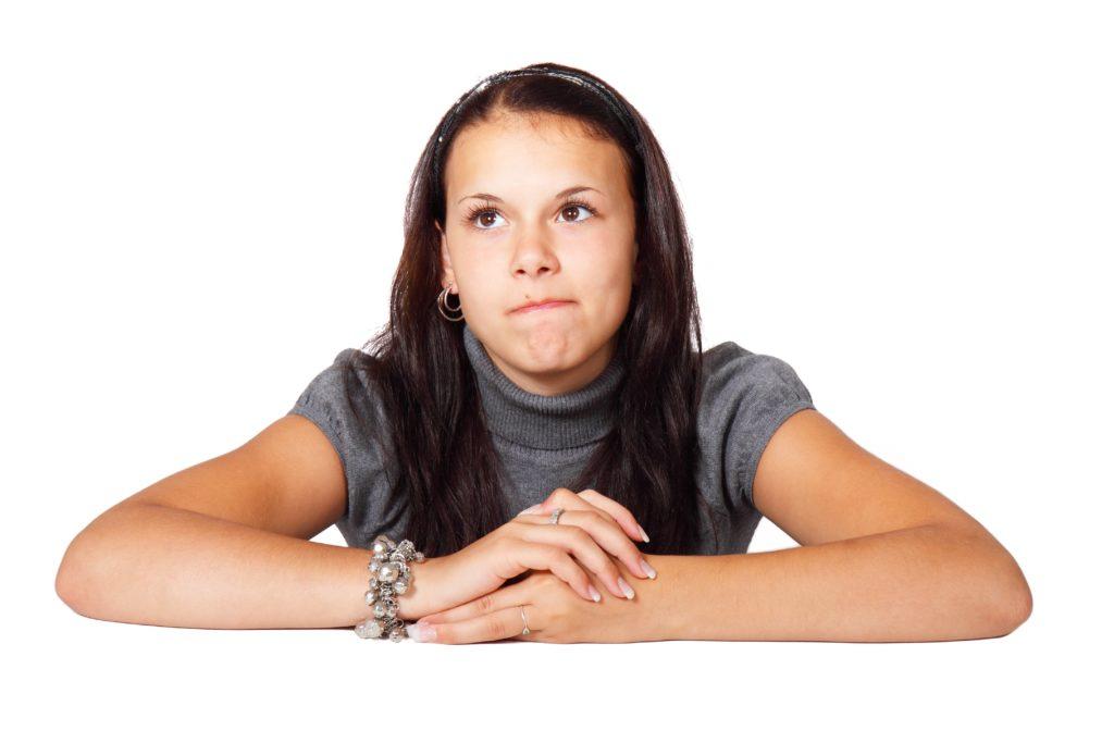 Wenn das Selbstvertrauen bröckelt: Verunsicherung und Selbstzweifel bei der Arbeit.