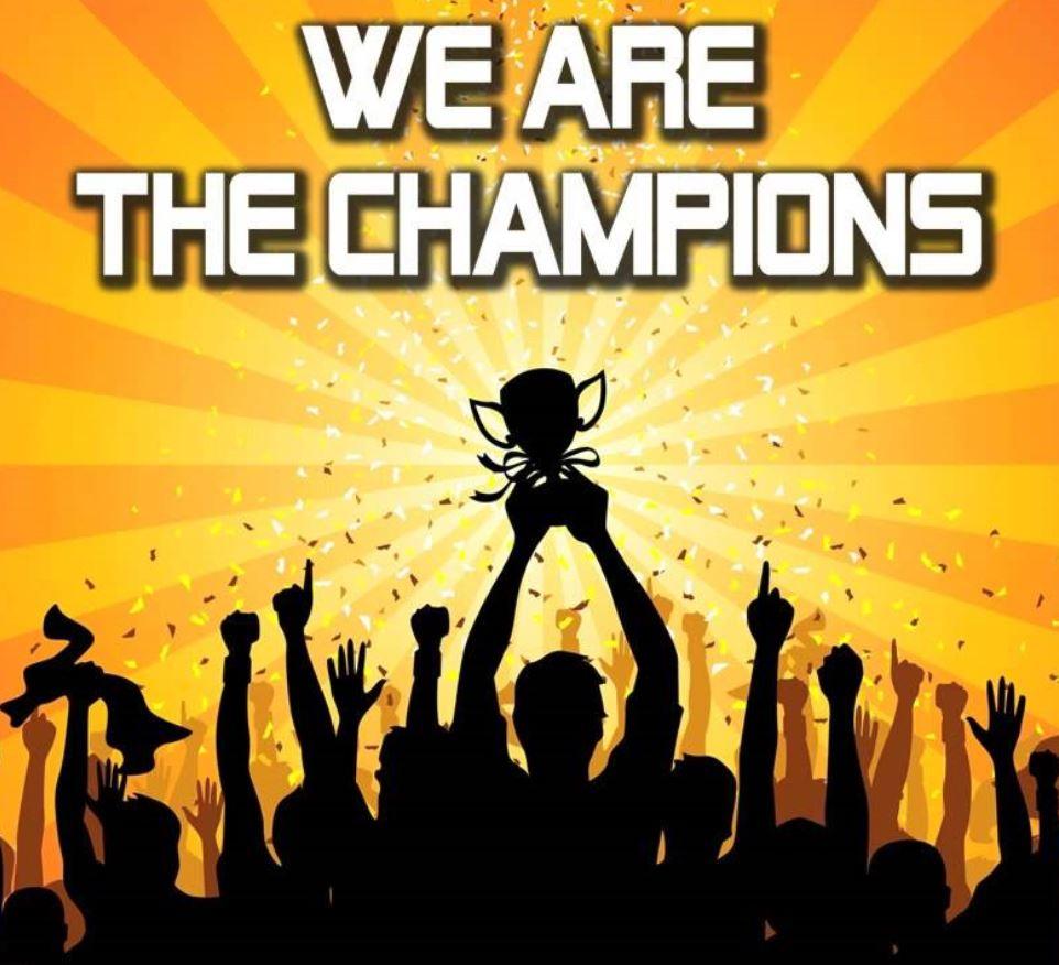 Champions von heute und Champions von morgen - DNLA fördert Talente - und das mit Erfolg.
