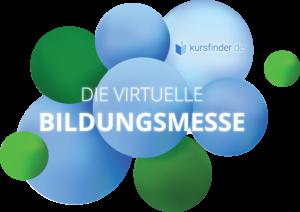 Das Logo der virtuellen Bildungsmesse