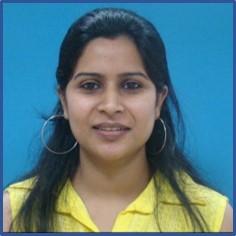 Part of the DNLA-team in India: Neelima Badhuri.